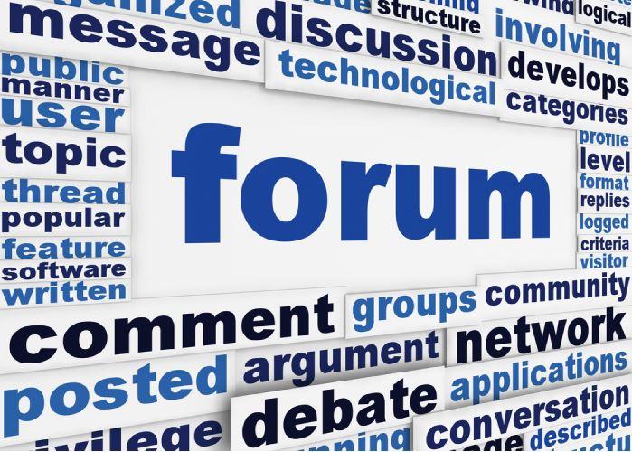 Forum là gì?