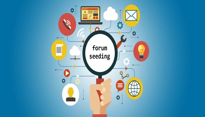 forum seeding.