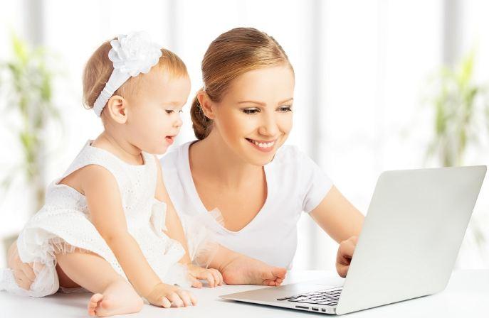 Top 15 việc làm thêm tại nhà cho mẹ bỉm sữa sau sinh