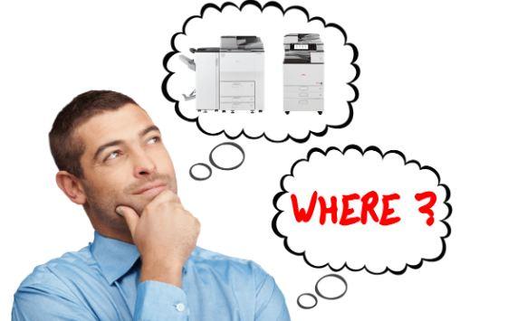 Địa chỉ mua máy photocopy uy tín