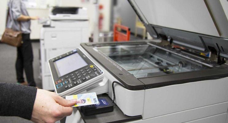 Vai trò của máy photocopy