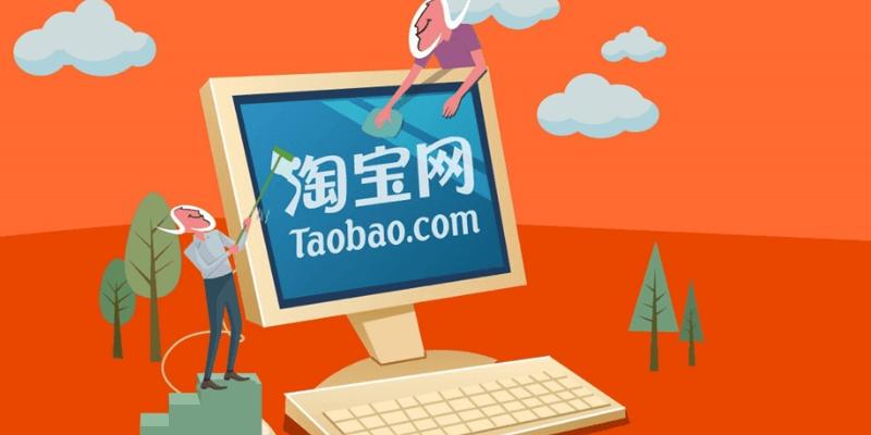 cách săn hàng hot trend, mua hàng trên taobao
